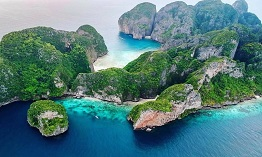 Good Morning Phi Phi Ley !