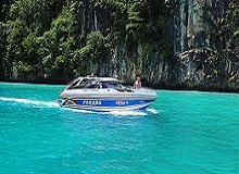 Excursion en speedboat Phi Phi