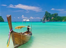 Private Longtail Boat Phi Phi